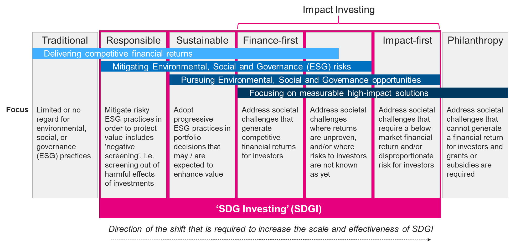 What is SDG Investing?