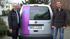 Die Tauw GmbH gibt Gas für die Umwelt
