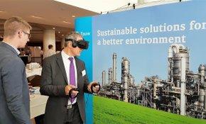 Tauw präsentiert sich mit innovativen VR/AR Technologien auf dem GAB Altlastensymposium in Würzburg