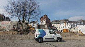 TAUW begleitet Flächenentwicklung für den Neubaukomplex der Sparkasse Solingen