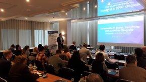 Erfolgreicher Tauw-Workshop in München